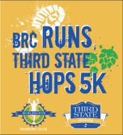 BRC Runs Third State Hops 5K