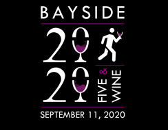 Bayside Five and Wine: Run for the Fun, Walk for the Wine