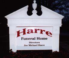 Harre Funeral Home & Ambulance