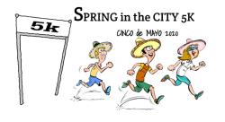 Spring in the City 5K