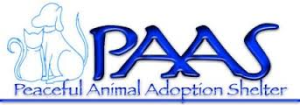 PAAS Peaceful Animal Adoption Shelter