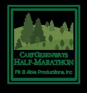 Cary Greenways Half-Marathon