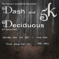 Dash and Deciduous 5k