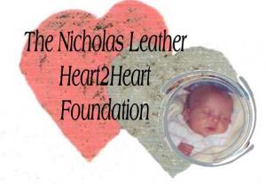 Nicholas Leather Heart2Heart Foundation