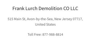 Frank Lurch Demolition