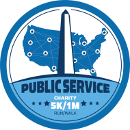 Public Service Charity 5K/1M Walk/Run