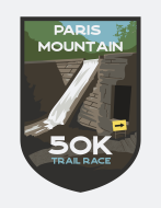 Paris Mountain 50k