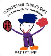 Runners for Gunar's Sake
