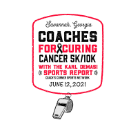 Coaches For Curing Cancer 5k Run