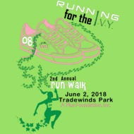 The 2nd Annual Running for the I.V.Y. 5K Run/Walk