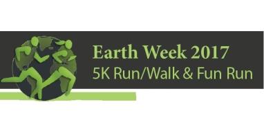 Earth Week 2017 5K Run/Walk & Fun Run