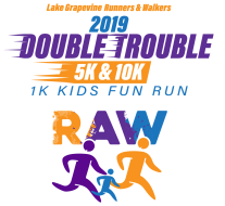 LGRAW's Double Trouble - 5K & 10K, and 1K Kids Fun Run