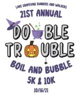 LGRAW's Double Trouble - 5K & 10K