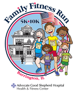 Advocate Good Shepherd Family Fitness Run 5K/10K
