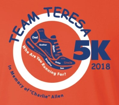 Team Teresa Memorial 5k Run Walk