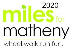 Miles for Matheny
