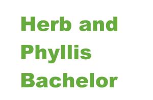 Herb & Phyllis Bachelor