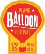 Plano Balloon Festival Half Marathon, 10K, 5K and 1K