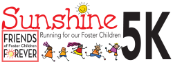 Friends Of Foster Children Sunshine 5K