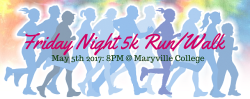 The Friday Night 5K Run/Walk