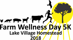 Lake Village Homestead Farm Wellness Day 5K