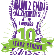 Run 2 End Alzheimer's 5K & 10.5K ...at the Landings