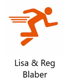 Lisa & Reg Blaber