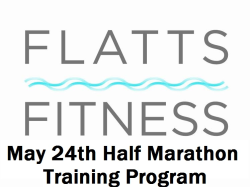 "Flatts Fitness May 24th Half Marathon Training Program with Tim Price: ""The American Runner"""