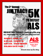 The 4th Annual Jim Tracy ALS 5K to Defeat ALS