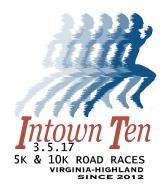 InTown Ten 5k/10k