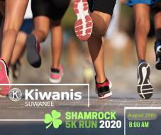 Suwanee Kiwanis -8th Annual Shamrock 5K