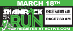 Suwanee Kiwanis 7th Annual Shamrock 5K