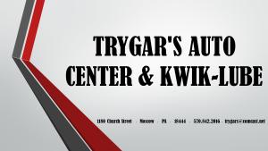 TRYGAR'S AUTO CENTER & KWIK-LUBE