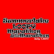 Summerlake Loopy Marathon and Half Marathon