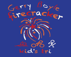 Gerry Boyle Firecracker Kids Triathlon