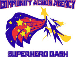 Community Action Superhero Dash 2017
