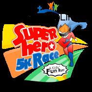 6th Annual Super Hero 5k Run and Fun Walk