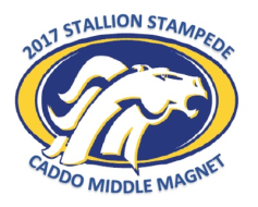 Caddo Middle Magnet Stallion Stampede 5k