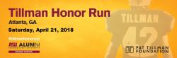Tillman Honor Run