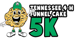 VIRTUAL Tennessee 4-H Funnel Cake 5K