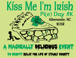 Kiss Me I'm Irish/Pi(e) Day 5K Run/Walk