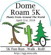 Dome Roam 5k Run Walk Roll