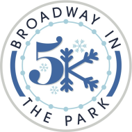 Frozen/ELF Broadway in the Park 5k 2019