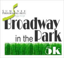 Broadway in the Park 5k 2018