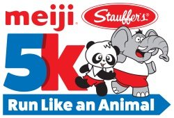 Meiji-Stauffers Run Like an Animal 5K