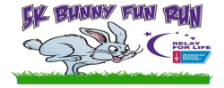 2nd Annual Relay for Life 5K Bunny Fun Run