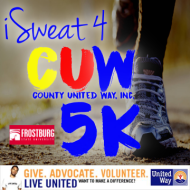 iSweat 4 County United Way 5K Race/Walk