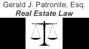Gerald Patronite Real Estate Law