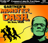 Gartner Monster Dash 5K