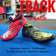 Track Is Back! Season Kickoff Event (Mt Pleasant)
